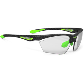 Rudy Project Stratofly Okulary rowerowe, carbonium-impactx photochromic 2 black